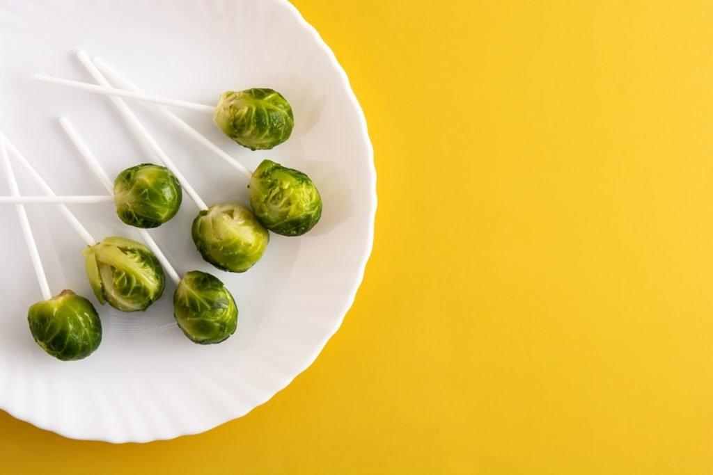 Best Rejuvenating Anti-Aging Veggies For Women : BRUSSEL SPROUTS