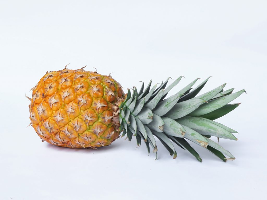 Benefits of Pineapple : Enzymes Facilitate Digestion