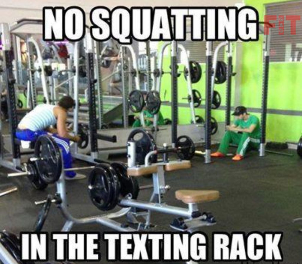 Written And Unwritten Rules Of GYMs For Beginners Unwritten Rule # 5 Allow Other People To Work During Your Set Breaks