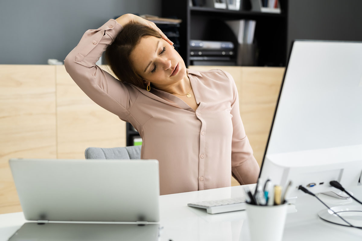 Freelancer Exercises | If You Are Working From Home,Try These 5 Exercises To Keep Your Posture In Check