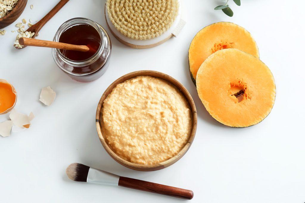 DIY Moisturizing Homemade Face Mask Recipes For Dry Skin   Pumpkin