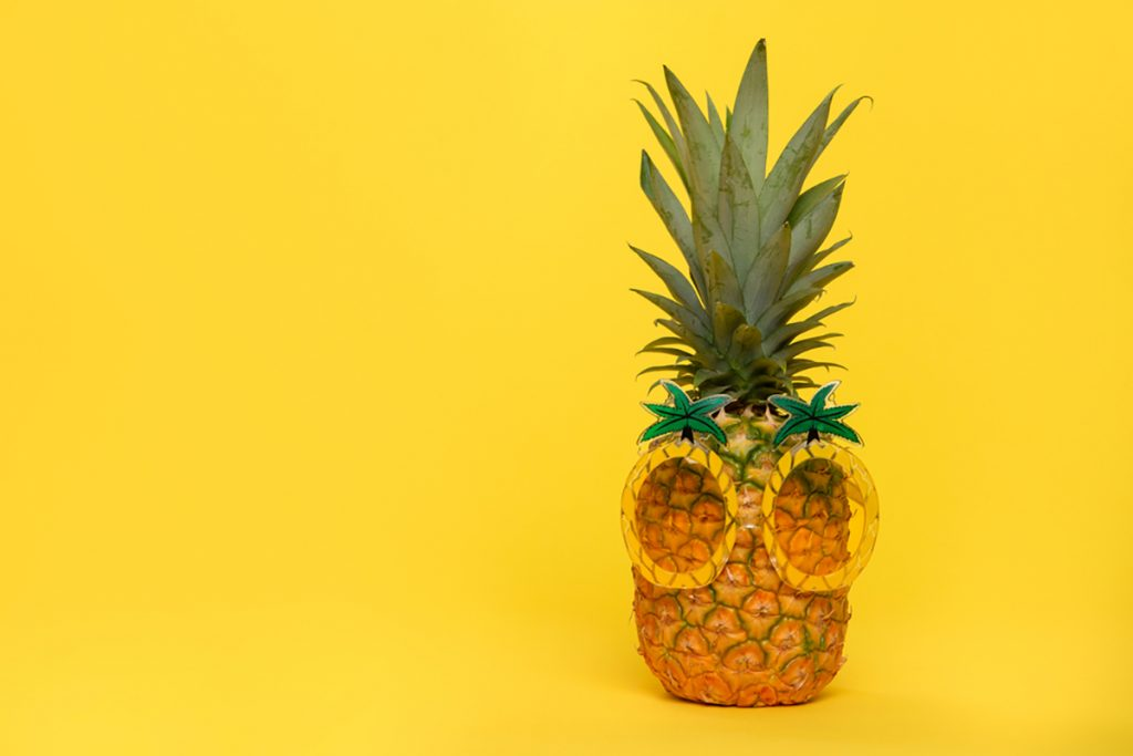Benefits of Pineapple : Strengthens The Immune System